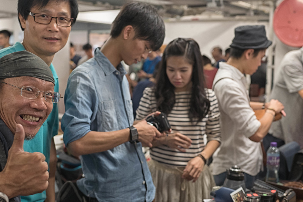 On the road in Hong Kong or London and Ulysses helps collate your thoughts and assemble your reports. It is the ideal tool for busy writers who need to keep on top of their day wherever they happen to be in the world. Photo Mike Evans, Leica Q