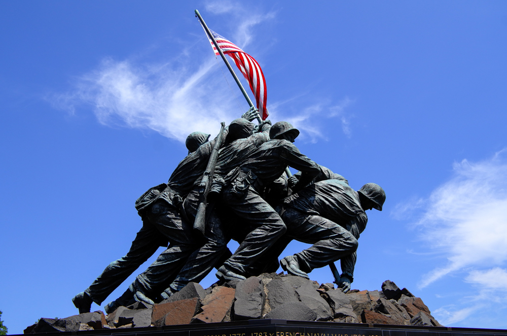 Iwo Jima with the Leica T