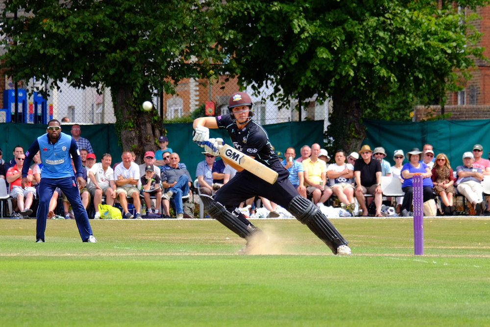 Mac OS XI? Eleven is likely an OS too far for Apple. They are opting out and will leave XI to cricket teams (Photo Bill Palmer, Fuji X-T1 and 50-230mm Fujinon at the Surrey CC vs Derbyshire CC Royal London One Day Cup)