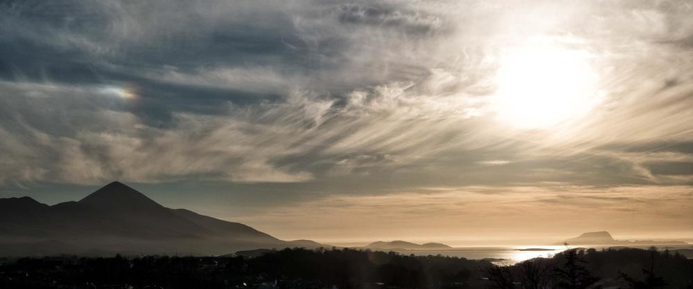 Photo 2: Westport, Clew Bay Sunset