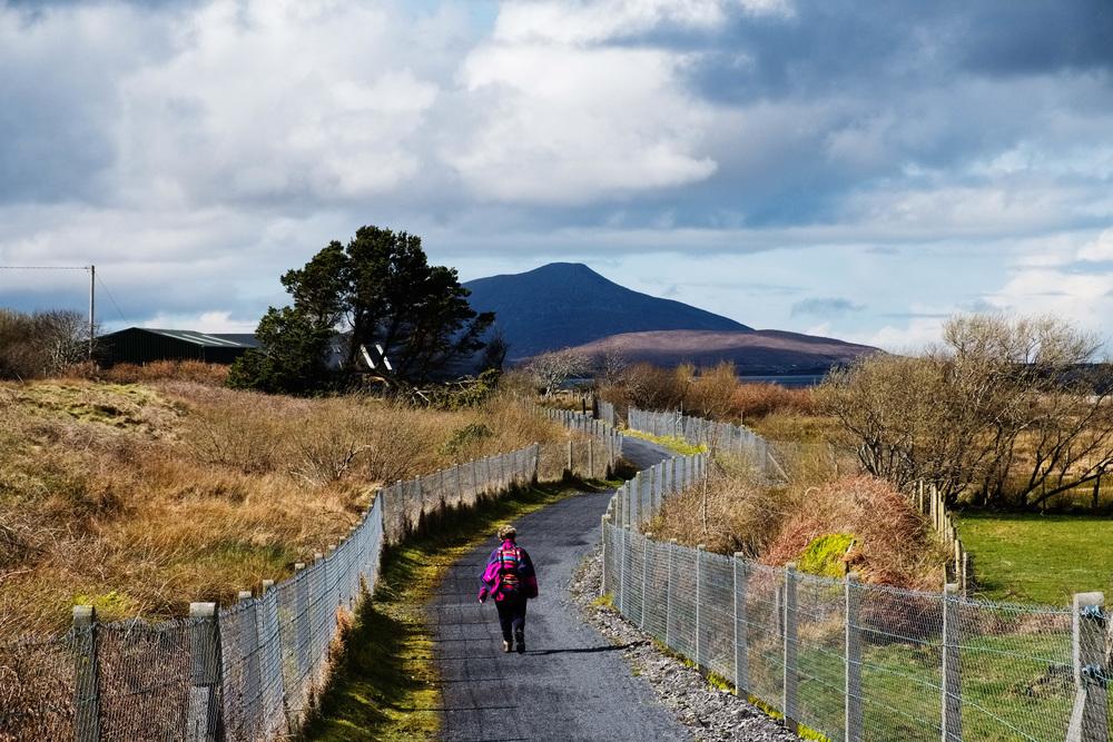 Photo 11: Greenway Achill-Mulranny Blue Mountain