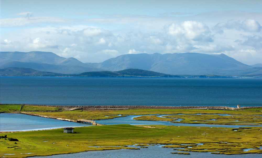 Photo 5: Clew Bay from Mulranny