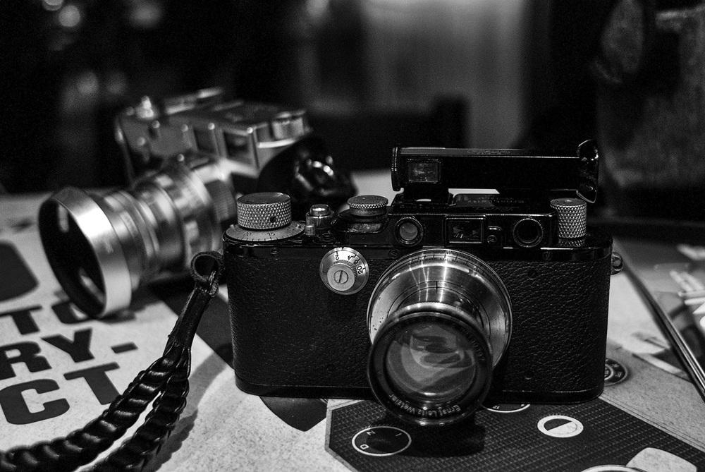 Leica III, Summar & Winkelsucher