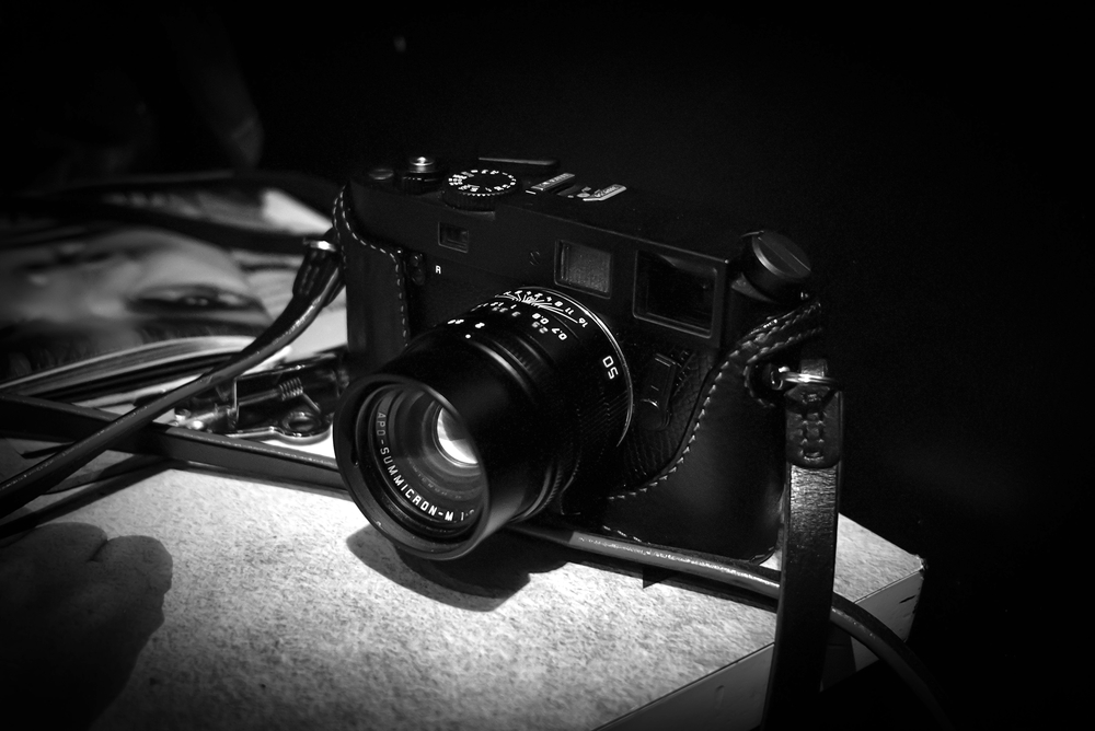 2005 Leica M7 and 2015 50mm Apo-Summicron