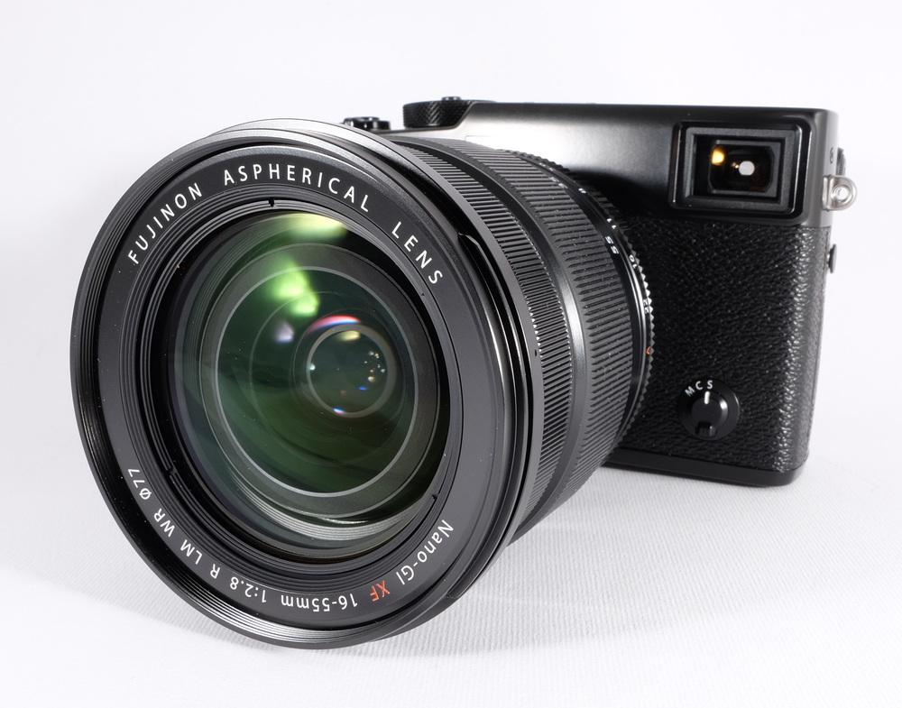 Fuji 16-55 on X-Pro2