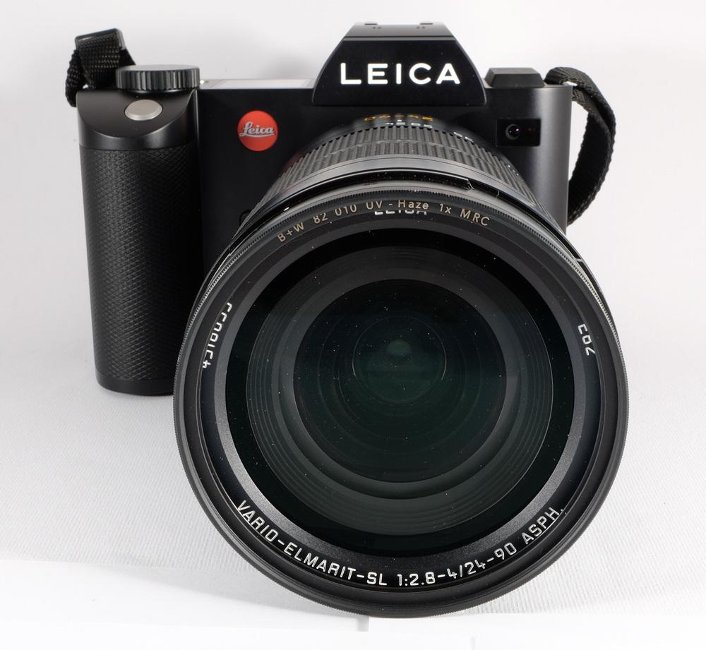 Leica 24-90 on SL