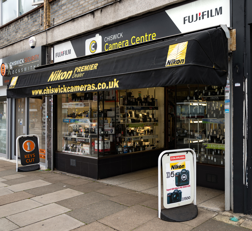 The place for Fuji, Olympus and Nikon, among others. A traditional family camera store with an intelligent and helpful attitude