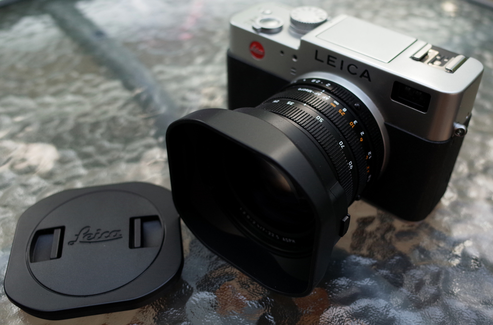 Leica Digilux 2, the first really successful Leica digital which is still a collectors' piece twelve years later