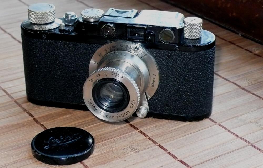 Leica IID with 5cm Elmar f/3.5