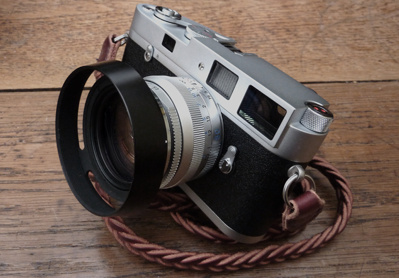 The last word: Leica MP4 0.85 a la carte with Zeiss 50mm Sonnar