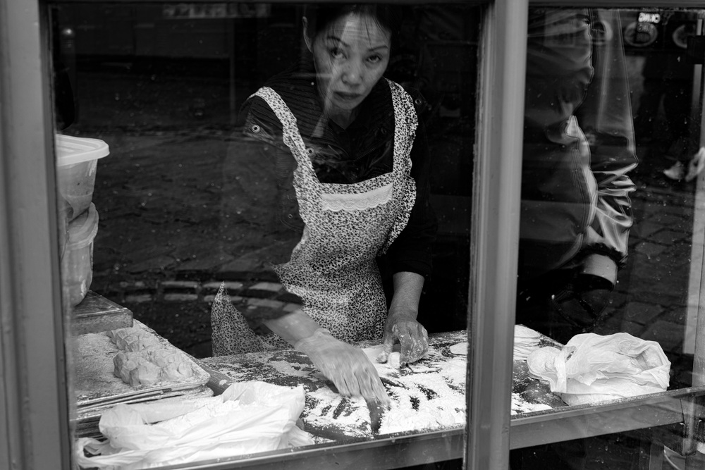Dumplings in Chinatown: Leica SL and Leica 50mm Summilux-M ASPH at f/4.8
