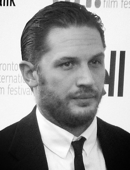 Tom Hardy (Wiki Commons)