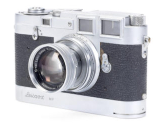 Leica MP-2 with Leicavit (est. £15-20k)