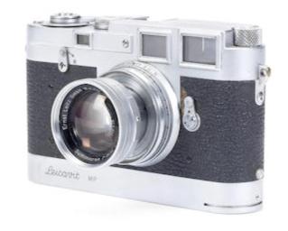 Leica MP-2 with Leicavit (est. £15-20k)