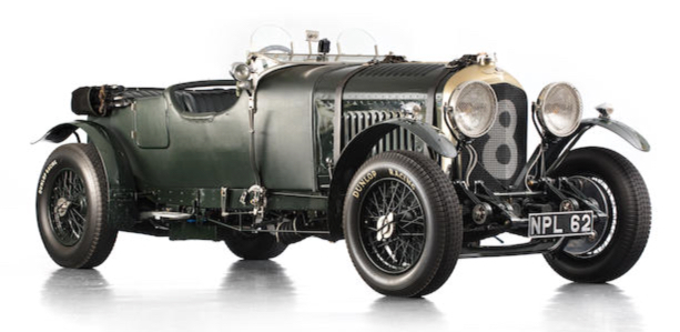 1930 Bentley Le Mans (£450-550k)