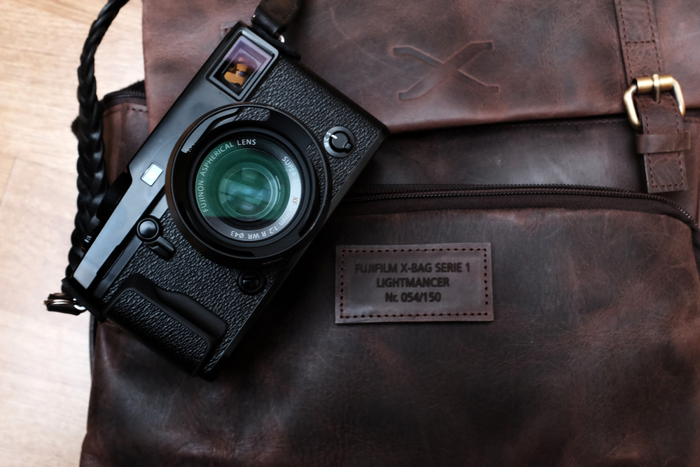 Fuji X-Pro 2 with the new 35mm f/2 prime