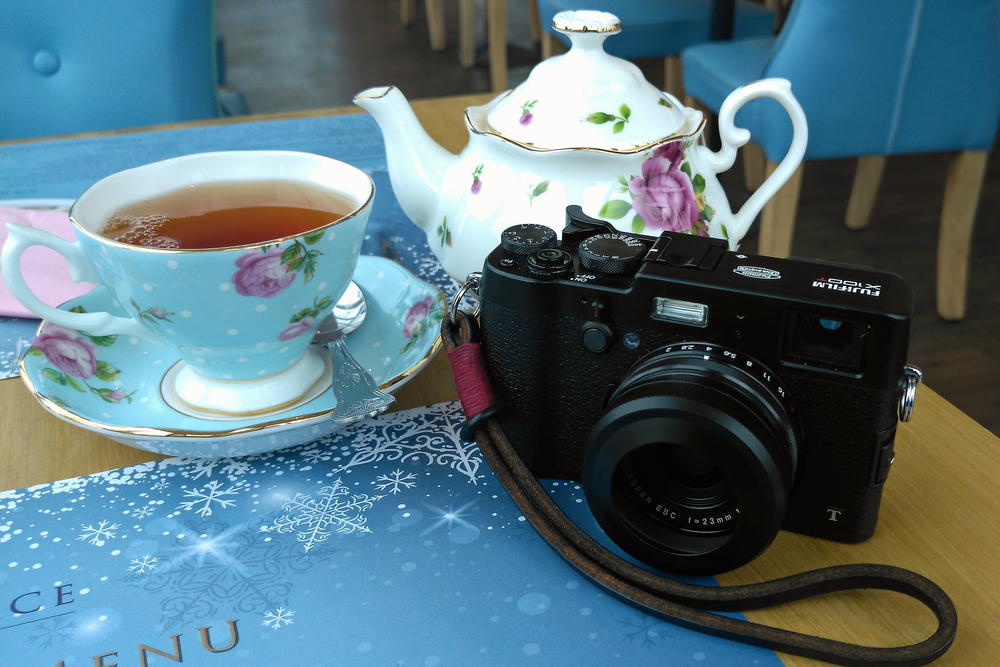 Time for T, the X100T in happier times