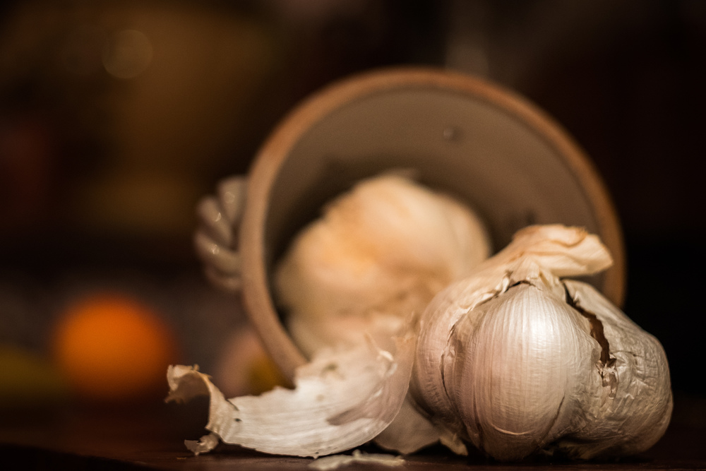 Garlic and Orange - Leica SL with 75mm APO Summicron M f/2