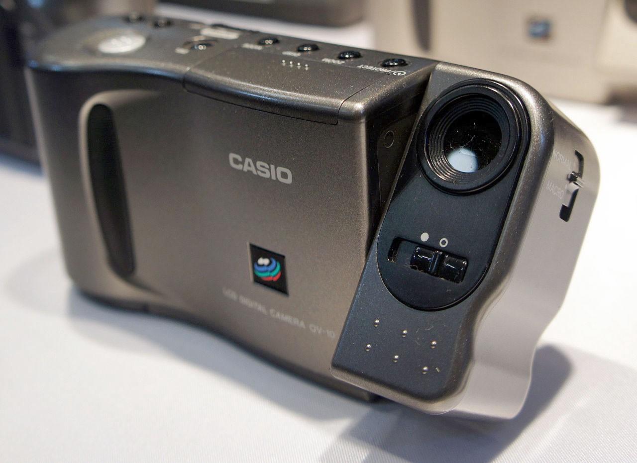 macfilos Home Casio QV-10: Kni...