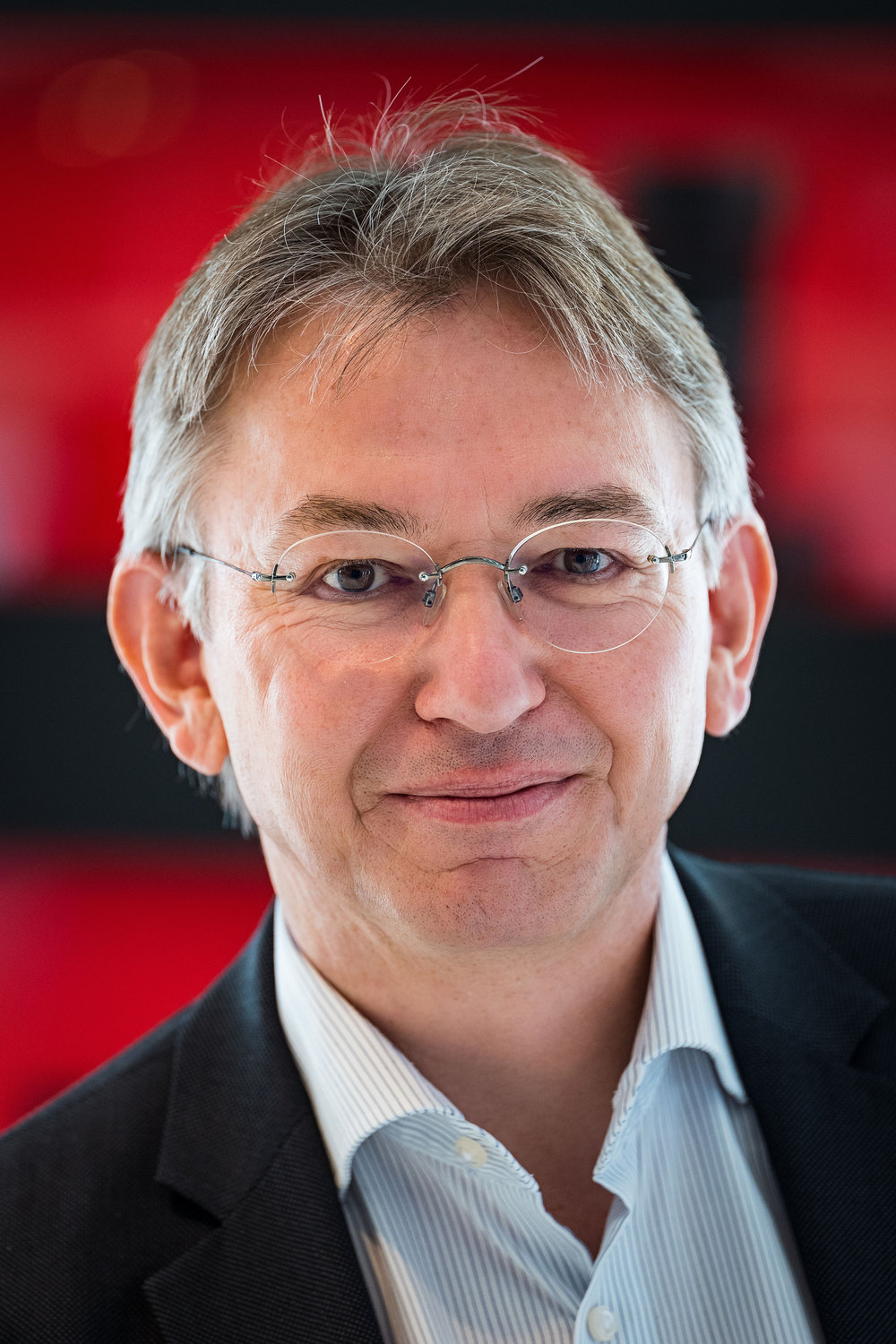 Stephan Schultz is Leica's new Global Drector responsible for the professional business unit