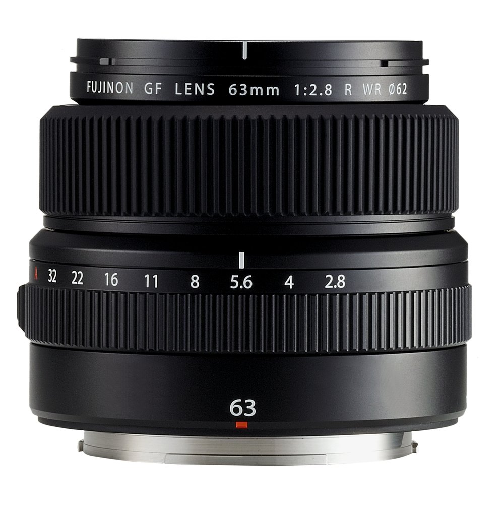 The new nifty sixty-three, standard focal-length prime equivalent to a full-frame 50mm.