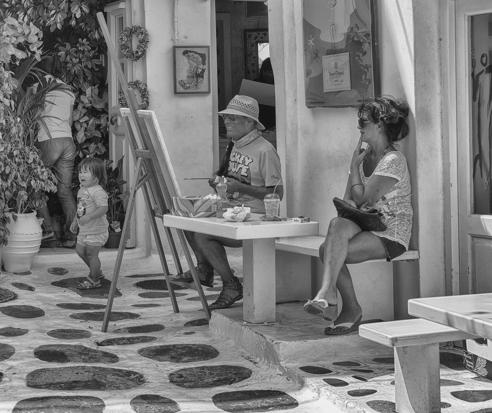 Leica Monochrom Mk.1 in Mykonos, 2012, 75mm Apo-Summicron