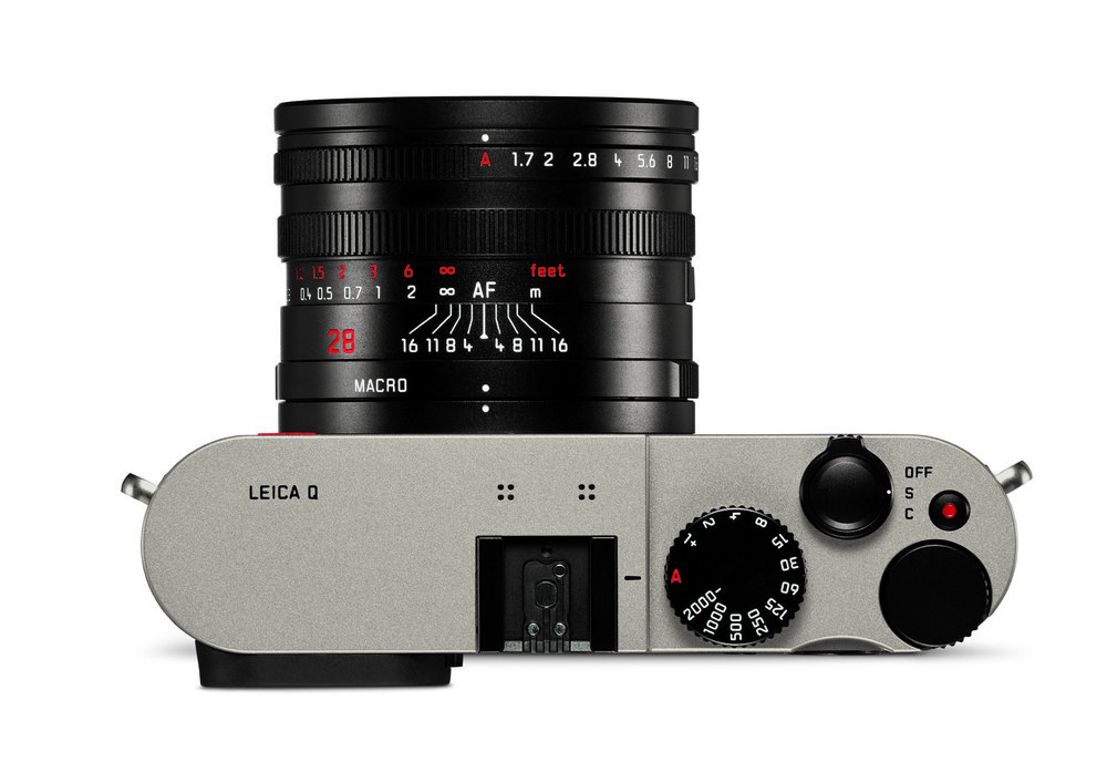 "The Leica Q ""Titanium grey"", announced last week, is listed at £3,800 which, we can assume, takes into account any impending price increase. But the the standard black Q will certainly be inflating very soon."
