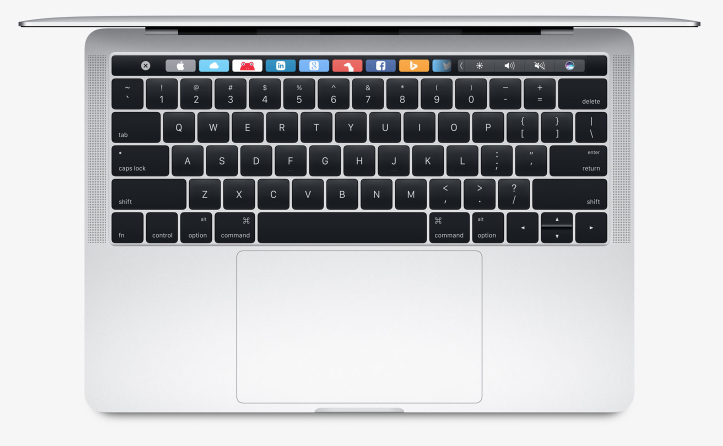 13in MacBook Pro with Touch Bar