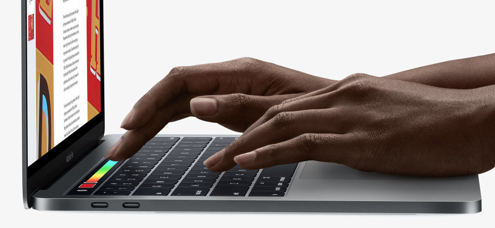 The Touch Bar is a unique feature that laptop buyers will find irrisistible