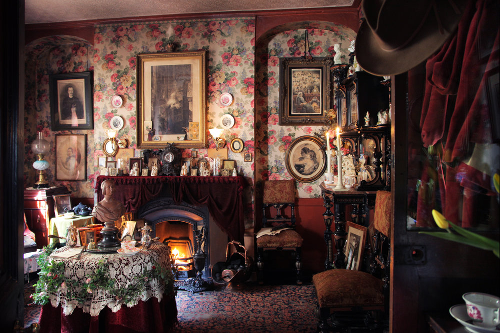 The Victorian Room, Photograph Roelof Bakker