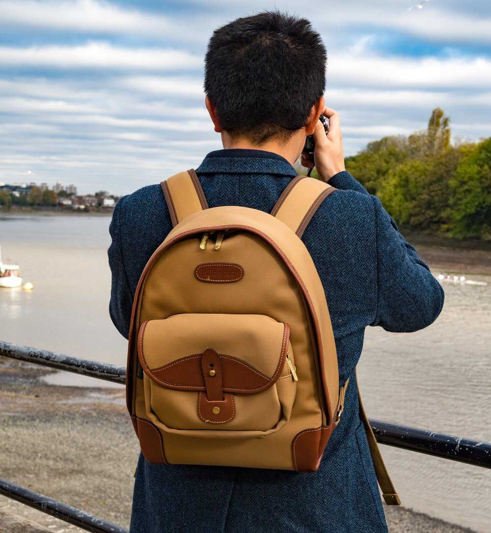 The Billingham Rucksack 35 is a rather superior photographer's carry-all but it lacks some of the extra pockets and tailored photographic detail of specialised backpacks. It is probably going to stand the test of time, though, built as it is like a brick tortoise house.