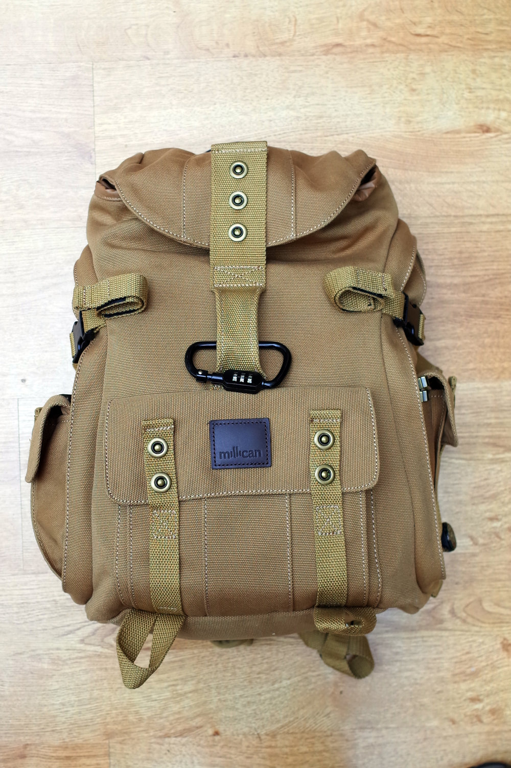 Dave the Rucksack: The bag that launched a thousand emails from Jorrit and Nicky (I exaggerate, and I like them)