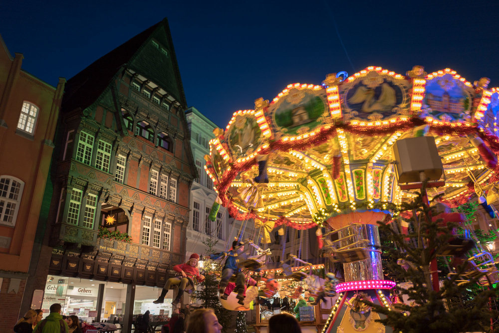 Christmas market in Rinteln