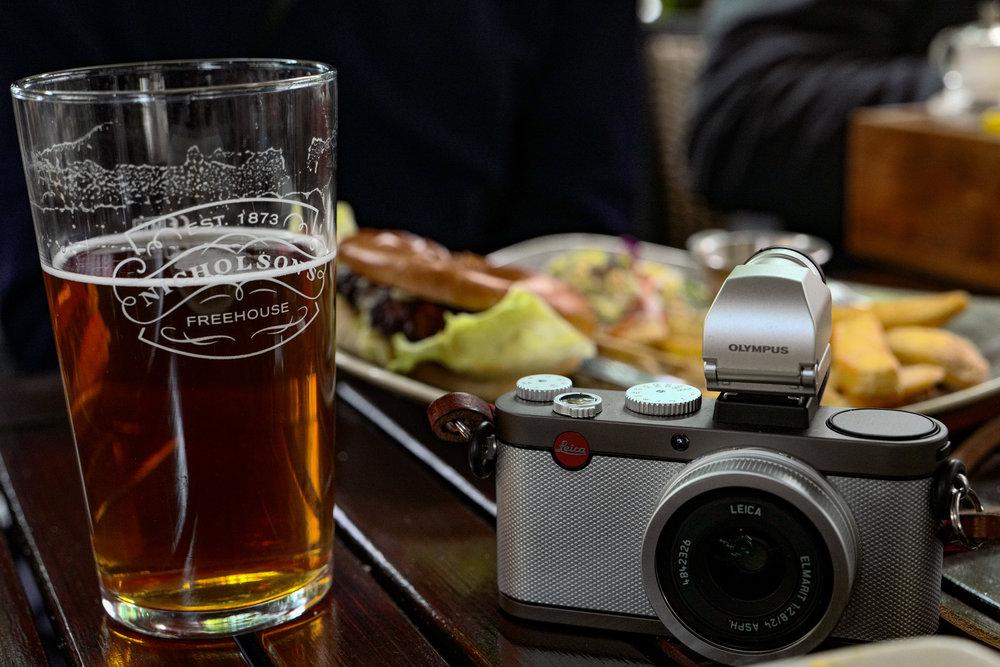 Leica SL and 24-90mm Vario-Elmarit