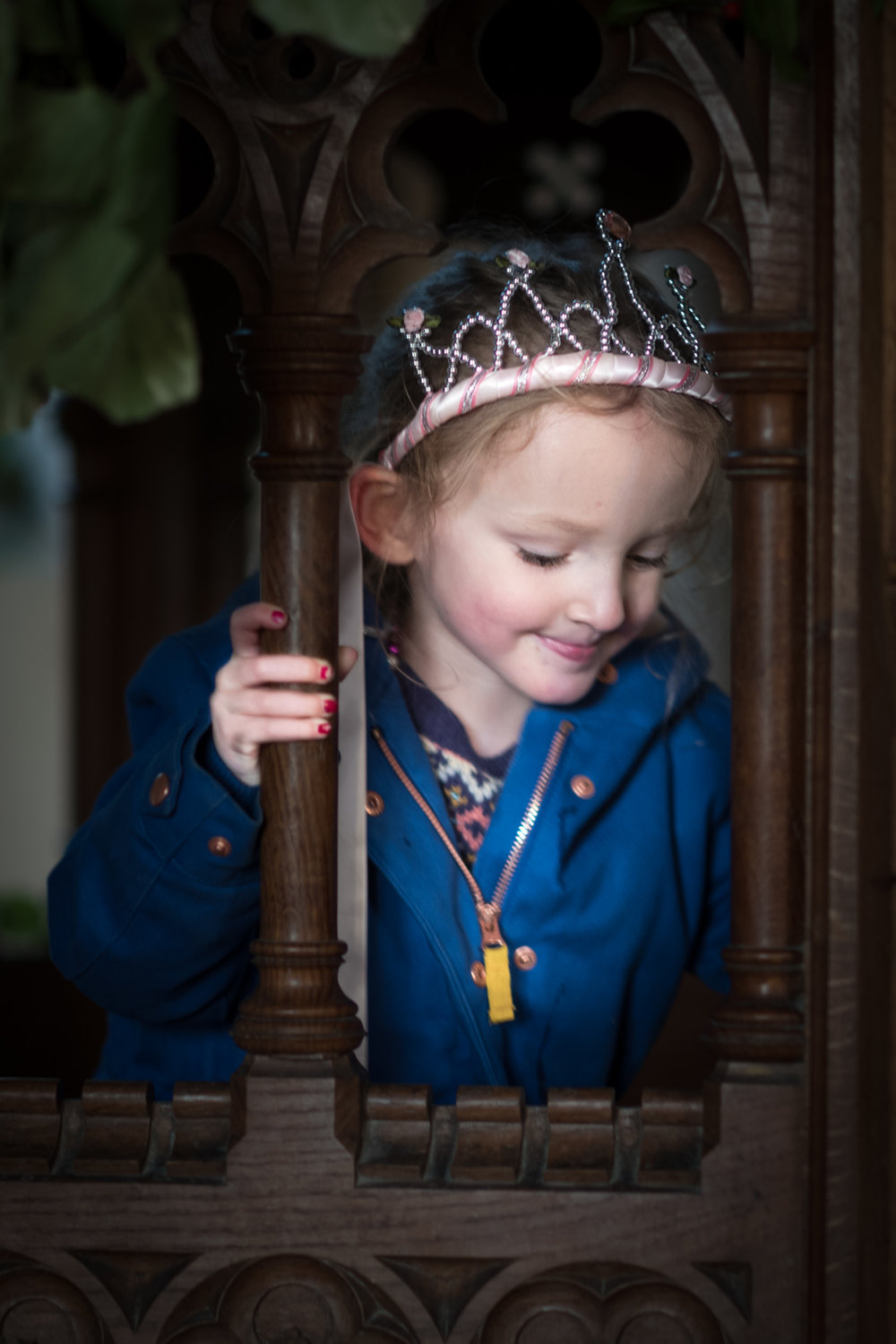 The Princess in the Pulpit - Leica M10 with 50mm Summilux M Asph 1/60 ISO 400