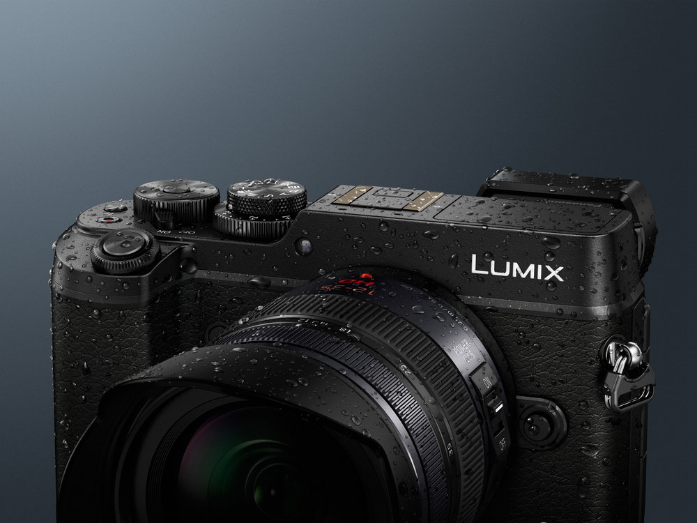 The Panasonic Lumix GX8 is a solid, rugged, weatherproofed high performer at the pro end of the micro four-thirds system. It's also a bargain at £599 for the body. It's Mike's choice in the bang-for-buck stakes (Image Panasonic)
