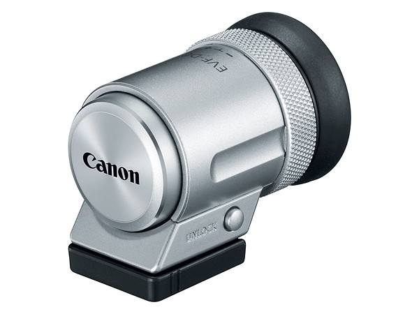 Someone has tried to inject some interest into the new Canon viewfinder for the EOS M6. It may not be the best design in the world, but it is way ahead of Leica's efforts with the Visoflex. Such a design would actually improve the looks of the M10 or the TL