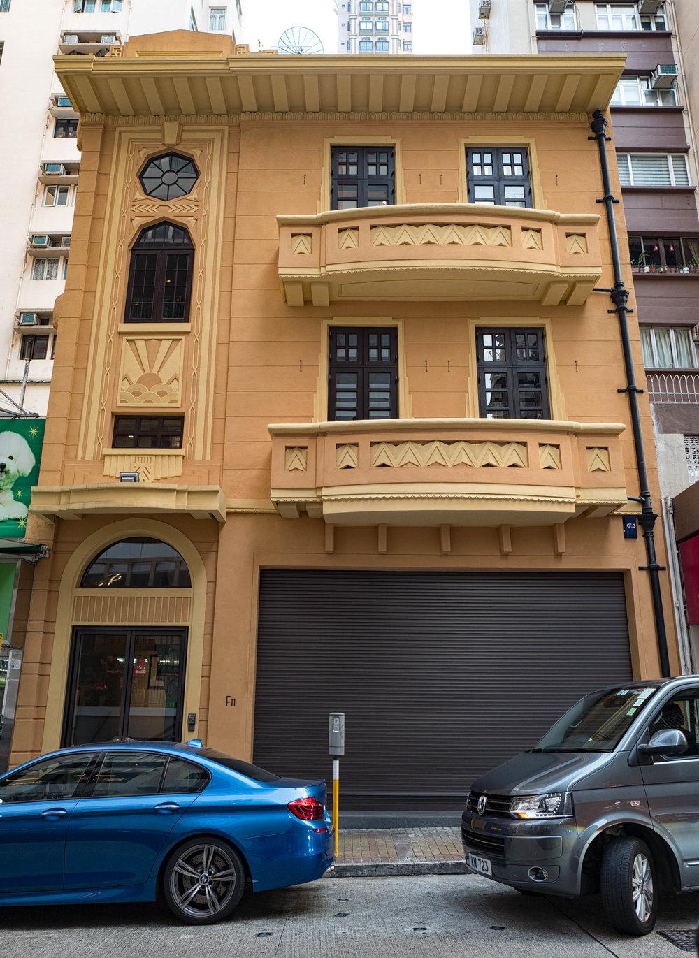 No. 11 Yuk Sau Street (Mike Evans, Leica Q)