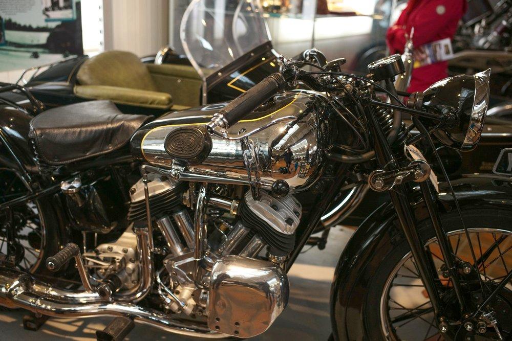 1935 Brough Superior