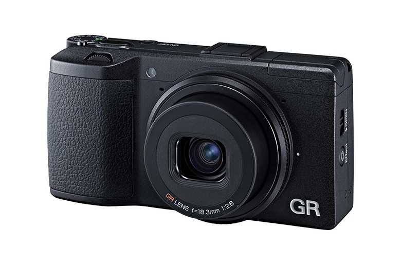 Ricoh GR: Another camera you might be willing to consign to the suitcase