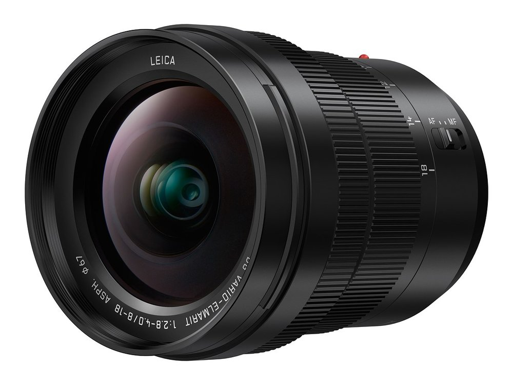 The new 8-18mm Leica DG Vario-Elmarit wide-angle zoom is a welcome addition to the Lumix G professional lens lineup. It has the same f/2.8-f/4 aperture range as the longer 12-60mm Vario-Elmarit and creates a perfect combination