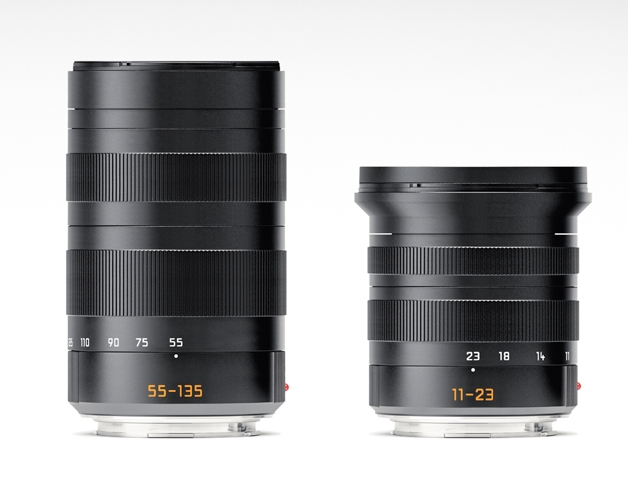 The TL system zooms are all relatively compact bearing in mind the APS-C sensor size, especially the 11-23 shown here. At 360g and with a height of 75mm the 11-23 is a remarkable achievement given its outstanding quality and performance.