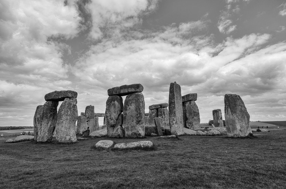 The Henge close up at 13mm and f/4