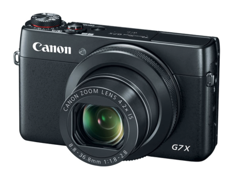 Canon's G7 X offers a long and wide zoom — 24-100 — and great image quality from the 1in sensor