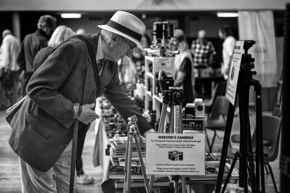 South London Camera Fair takes place this Sunday (May 7, 2017)