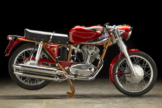 Ducati 200cc Elite: A suitable candidate for mechanophilia. This 1959 example was sold by Bonhams for over £12,000. It would have been a better investment than a Leica M3 for the same money at the time