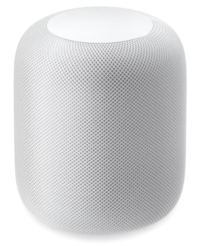 Apple's new HomePod speaker is late to the party and is not available until the end of this year. It sounds good, but at around £300 it will have strong competition from established players such as Amazon