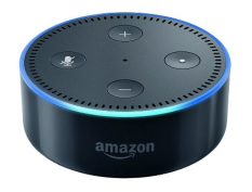 At under £50, Amazon's little Echo Dot is almost an impulse purchase. It is cheap and cheerful but also of good quality and works well. It has a speaker, which is fine for voice interaction, but can also be connected to any speaker system. I also find Alexa a more congenial helpmate than Apple's Siri. Dots are growing like Topsy in my home and have just taken on the added burden of switching lights on and off a voice command