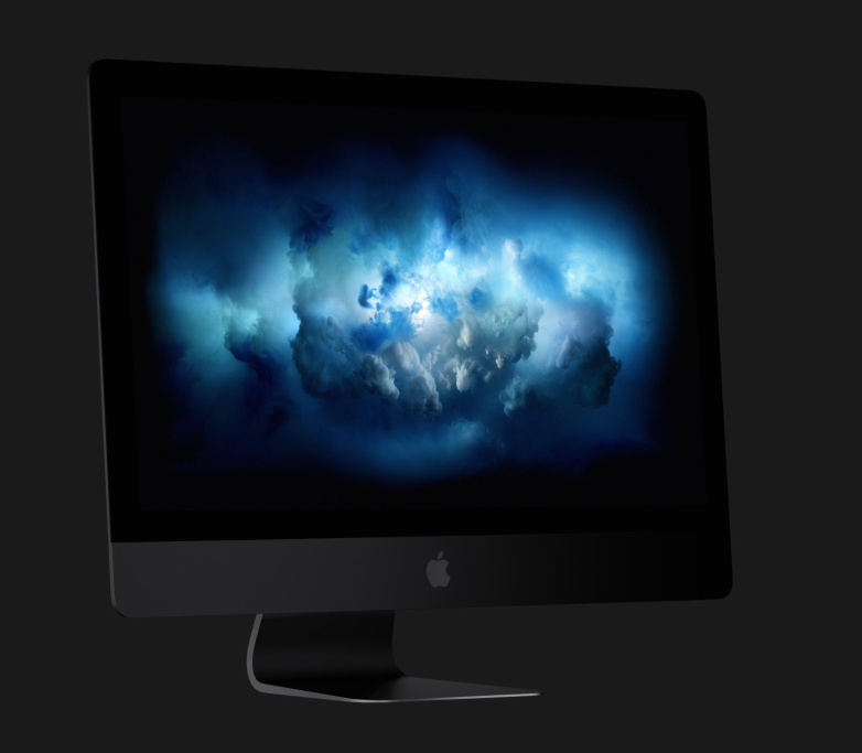 Lurking in all its greyness, the new iMac Pro is a real powerhouse. But the lesser-spec Kaby Lake iMacs are more cost-effective. Nevertheless, the space-grey image of the iMac Pro will alone persuade many to pay the extra dosh