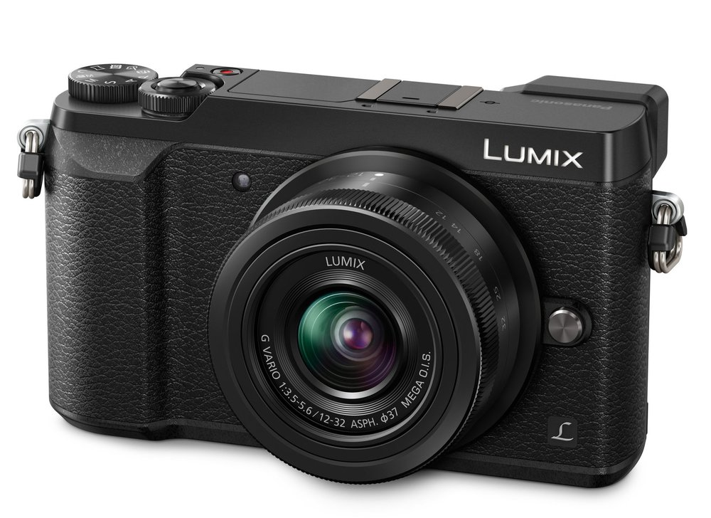 "And here you have it, Ming's ""Un-Camera Camera of 2017"", the Panasonic Lumix GX80/85 with the 12-32 pancake zoom: Corner-of-the-overnight-bag-heaven for Mr. Hasselblad who has everything......"